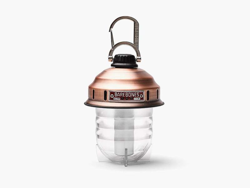 Lamp Beacon (Barebones) - Copper