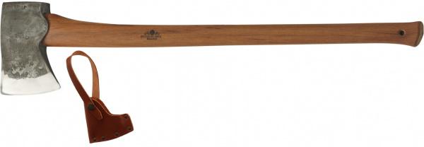 Gränsfors # 434-3 - American Felling Axe - 81cm rechte steel