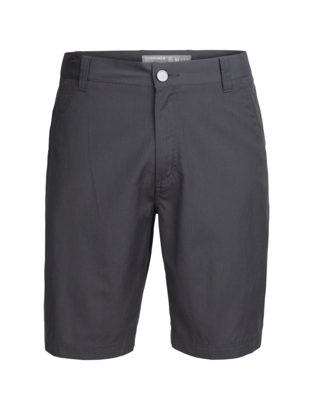 Icebreaker Mens Escape Shorts Monsoon -maat 32
