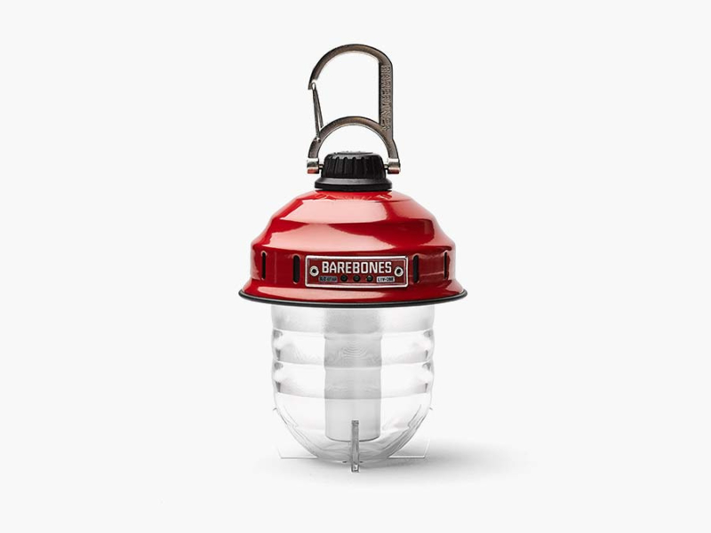 Lamp Beacon (Barebones) - Red