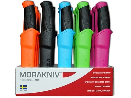 Mora Companion RVS - Colour Mix