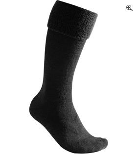 Woolpower Kniekousen 600 - Zwart