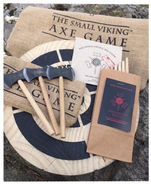 Small Viking Axe Game - Standaard set