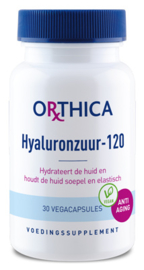 Hyaluronzuur 120 - Orthica