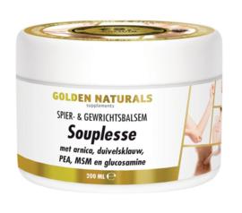 Souplesse - Golden Naturals
