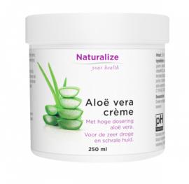 Aloë vera crème - Naturalize