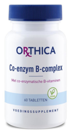 Co enzym B complex - Orthica