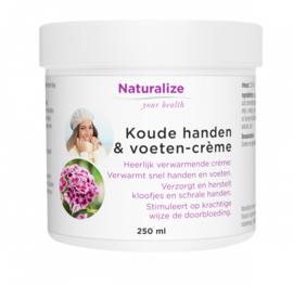Koude handen & voeten-crème - Naturalize