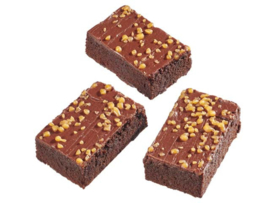 55370 - Salted caramel brownie