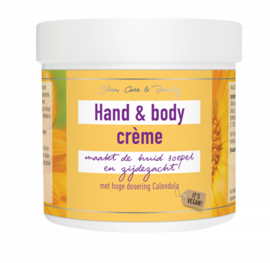 Hand & body crème