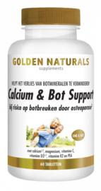 Calcium & bot support - Golden Naturals