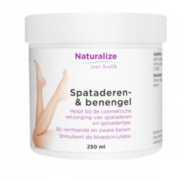 Spataderen- & benengel - Naturalize