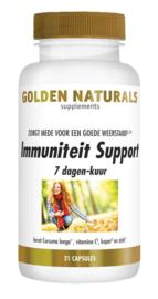 Immuniteit support 7 dagen - Golden Naturals