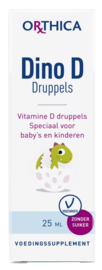 Dino D druppels - Orthica