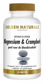 Magnesium & Crampbark - Golden Naturals