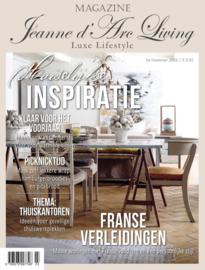 JEANNE D`ARC LIVING - tijdschrift  nr. 3-2021 (NL editie )