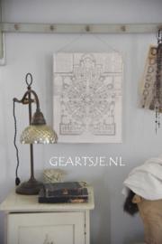 POSTER - GARDEN PLAN - Jeanne d 'Arc Living