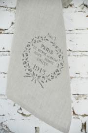 KITCHEN TOWEL / KEUKEN DOEK - AMIENS - linnen - 80x50 cm - Jeanne d 'Arc Living