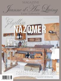 JEANNE D`ARC LIVING  - tijdschrift  nr. 6-2019 (NL editie )