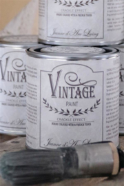 CRACKLE  EFFECT - VINTAGE PAINT - 200ml - JEANNE D 'ARC LIVING
