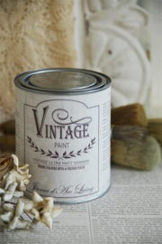 VARNISCH - ULTRA MATT -  VINTAGE PAINT - 700ml - JEANNE D 'ARC LIVING -