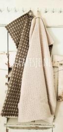 GASTENDOEK - creme - 40x60 cm - Jeanne d 'Arc Living
