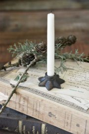 CANDLE HOLDER STAR - Jeanne d 'Arc Living
