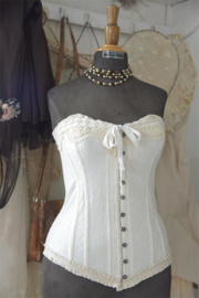 CORSET - CREAM - Jeanne d 'Arc Living -