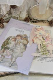 SCRAPS met wintermotief  - Jeanne d 'Arc Living -