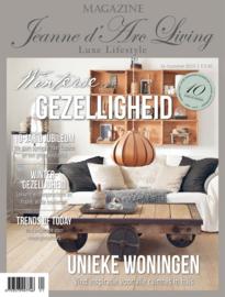 JEANNE D`ARC LIVING  - tijdschrift  nr. 1-2019 (NL editie )
