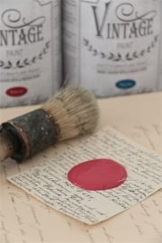 WARM RED - (100ml) - VINTAGE PAINT - JEANNE D 'ARC LIVING -