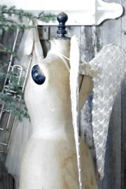 ANGEL WINGS - TULE - 60 cm - Jeanne d 'Arc Living - WORDT NIET VERZONDEN -