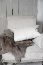 BINNENKUSSEN - dons vulling - 30x50 cm - Jeanne d 'Arc Living -