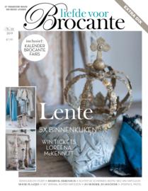 Magazine - LIEFDE VOOR BROCANTE - nr.1-2019