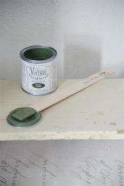 DUSTY OLIVE  (100 ml) - VINTAGE PAINT - JEANNE D'ARC LIVING -