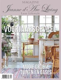 JEANNE D`ARC LIVING - tijdschrift  nr. 4-2021 (NL editie )