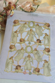 SCRAP ANGELS - Jeanne d 'Arc Living -