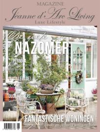 JEANNE D`ARC LIVING  - tijdschrift  nr. 6 -2020 (NL editie )