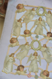 SCRAP ANGELS - Jeanne d 'Arc Living -