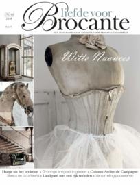 Magazine - LIEFDE VOOR BROCANTE - nr.2-2018