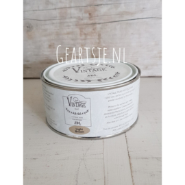 WAX - LIGHT BROWN - (300ml) - VINTAGE PAINT - JEANNE D 'ARC LIVING