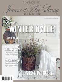 JEANNE D`ARC LIVING  - tijdschrift  nr. 1-2020 (NL editie )