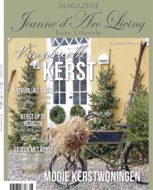 JEANNE D`ARC LIVING  - tijdschrift KERST nr. 8-2019 (NL editie )