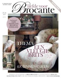 Magazine - LIEFDE VOOR BROCANTE - nr.2-2019