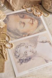 SHEET -  met illustraties - Jeanne d 'Arc Living