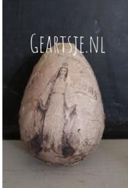 EASTER EGG SET  - A - (3) -  Jeanne d 'Arc Living