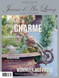 JEANNE D`ARC LIVING  - tijdschrift  nr. 7-2019 (NL editie )