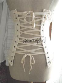 CORSET - CREAM - Jeanne d 'Arc Living -