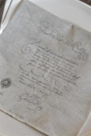SERVETTEN - French Document - Jeanne d 'Arc Living -