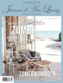 JEANNE D`ARC LIVING  - tijdschrift  nr. 5 -2020 (NL editie )